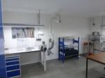 Salle dédiée à la réalisisation d'opérations de montage